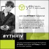 Join the #YTHHIV Youth HIV Prevention Tweetchat