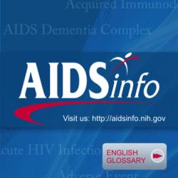 AIDSinfo Releases HIV Drug App