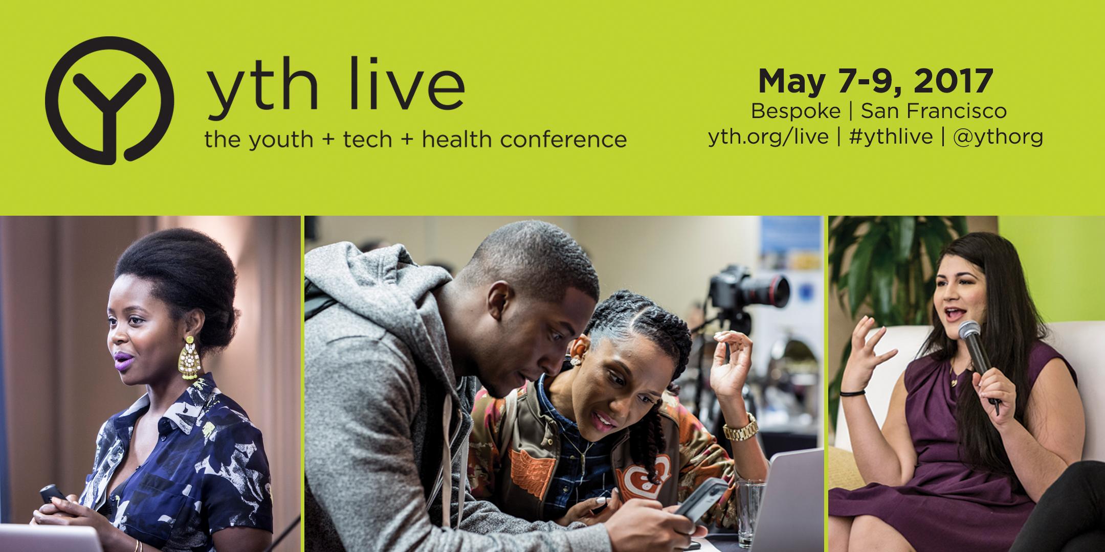YTH Live Banner