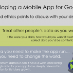 For Facebook share: Developing a mobile app for youth privacy infographic