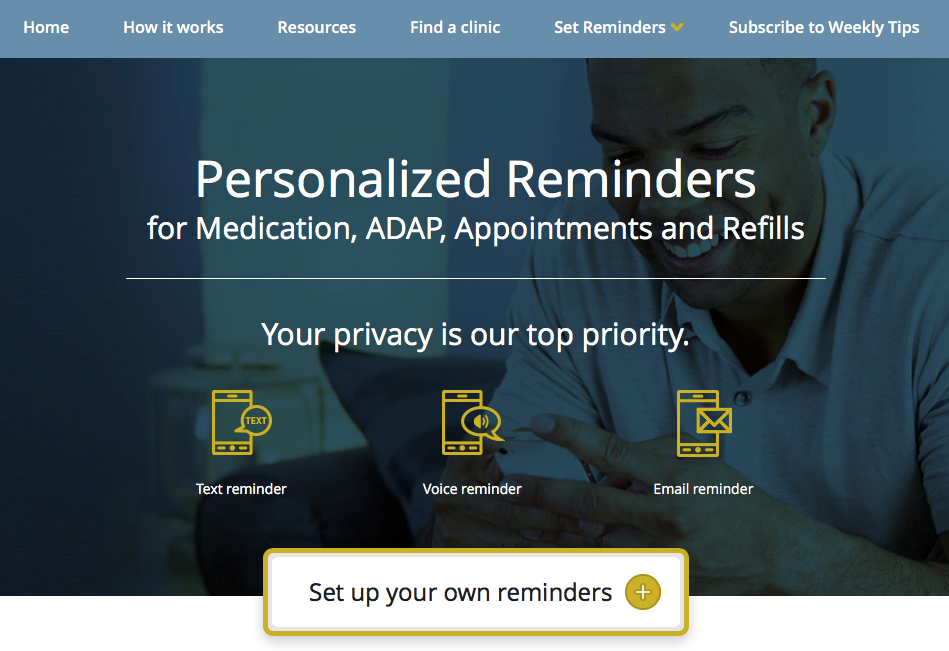 Medication and Health Reminders