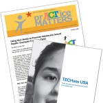 Resources and reports on youth technology and heath