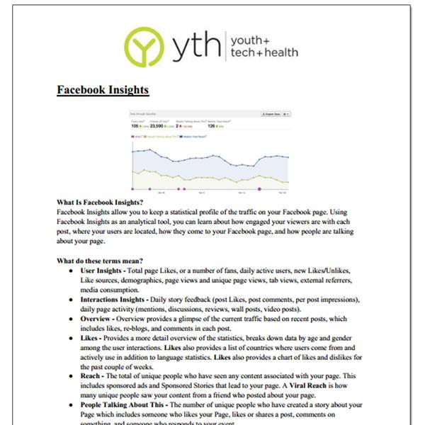Media Facts New Media Fact Sheets Yth