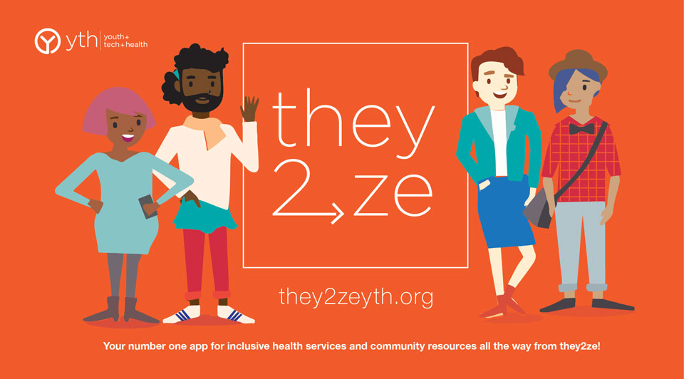 they2ze is an inclusive healthcare app